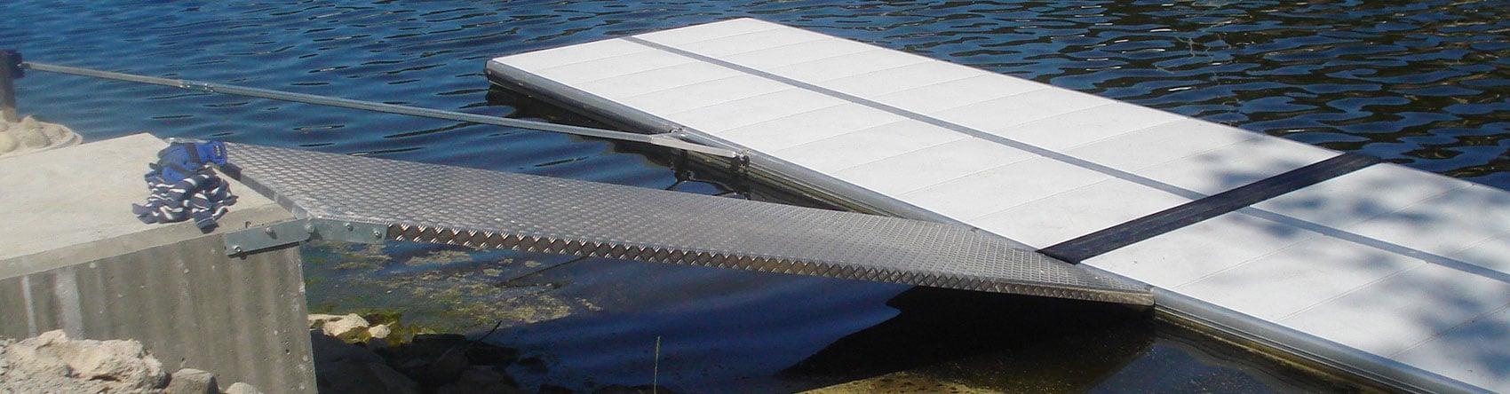 EasyFloat - Accessoires pour plateforme flottante